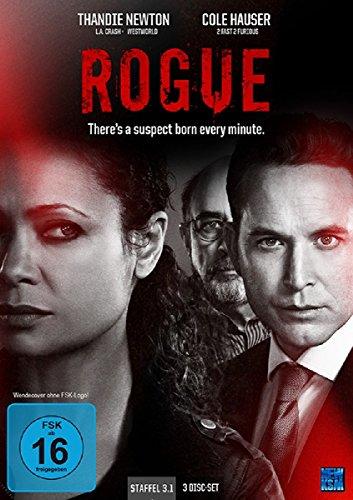 Rogue - Staffel 3.1/Episoden 1-10 [3 DVDs]