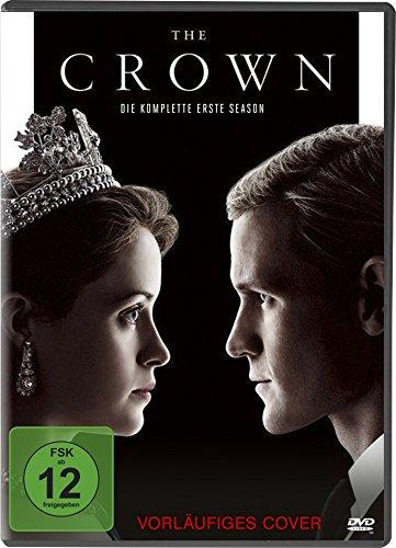 Preisvergleich Produktbild The Crown - Die komplette erste Season [4 DVDs]