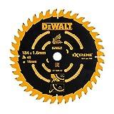 DeWalt DT1668 Kreissaegeblatt Akku 184/16mm 40WZ, 6 Stück