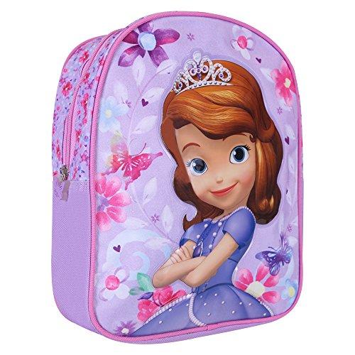 Petit Sac à dos Enfants Princesse Sofia - Sac d'école...