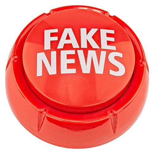 Fairly ODD Novelties fon-10261Trump Fake News Button