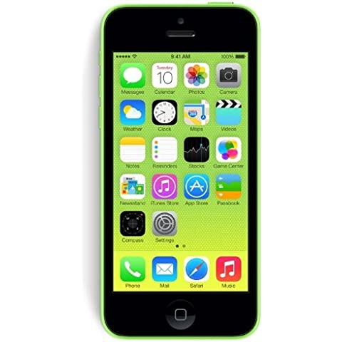 Apple iPhone 5C - Teléfono móvil, 32 GB, verde