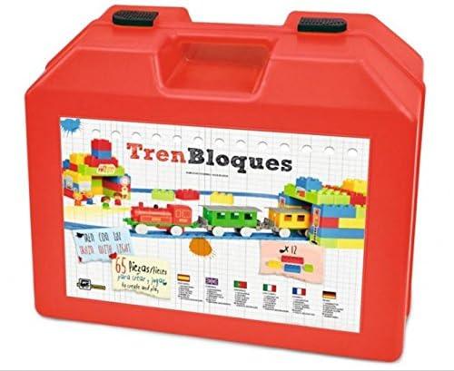 PEQUETREN Pequetren200 N N N Modèle Train avec Blocs | Shop  c526ae
