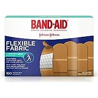 Flexible Fabric Adhesive Bandages,1 x 3, 100/Box preisvergleich bei billige-tabletten.eu