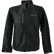 Zerimar KENROD Chaqueta de neopreno para hombre Modelo softshell con forro transpirable Color negro Talla XXL