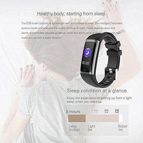 Uhren Sanda Luxus Smart Uhr Ip67 Wasserdicht Heart Rate Monitor Blutdruck Fitness Tracker Männer Frauen Smartwatch Für Ios Android Starke Verpackung