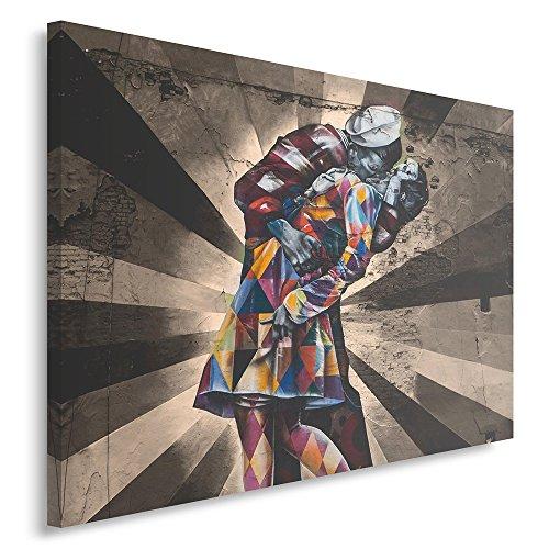 Feeby Cuadro en Lienzo - 1 Parte - 80x120 cm