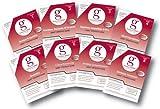 Manhattan GMAT Set of 8 Strategy Guides, Fourth Edition (Manhattan GMAT Strategy Guides) 4th edition by Manhattan GMAT (2009) Paperback