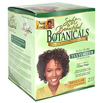 Soft & Beautiful Relaxer Botanicals Texturizer Regular Kit 1ct