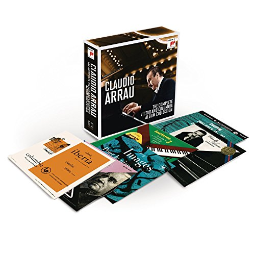 Claudio Arrau - The Complete Victor and Columbia Album Collection