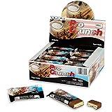 Best Protein - Barre Pro Crunch - 35g - Chocolat noisettes, Boîte de 32 unités