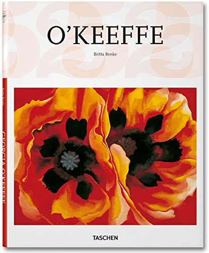 Georgia O'keeffe: 1887-1986: Flowers in the Desert (Taschen Basic Art Series) - Tasche Georgia
