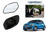 #10: Speedwav Car Rear View Side Mirror Glass LEFT-Honda Brio