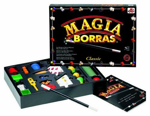 Magia Borrás - Juegos de Magia clásica, 100 truques en portugués (1
