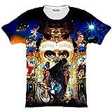 Veni Vici T-Shirt Michael Jackson - Bunt - S