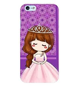 Fuson 3D Printed Girly Designer back case cover for Apple I Phone 6 - D4446