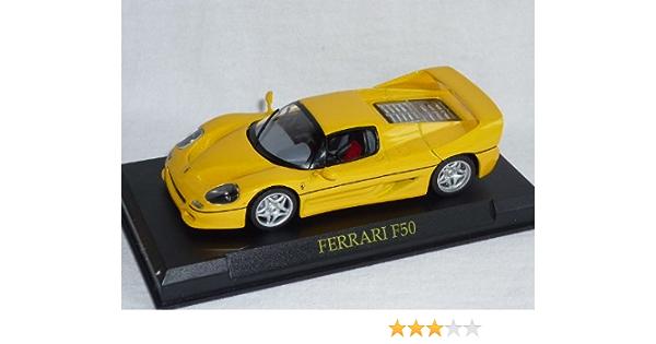 Ferrari F50 F 50 Coupe Gelb 1 43 Altaya By Ixo Modellauto Modell Auto Sonderangebot Spielzeug
