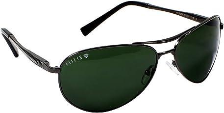 Aislin Aviator Unisex Sunglasses (As-3509Dh-2|Grey|Medium)