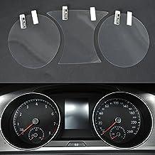 Eximtrade Auto Coche Tablero de Instrumentos Protector de Pantalla Pegatina para Volkswagen Golf 7