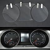Eximtrade Auto Voiture Tableau de Bord Protecteur d'écran Autocollant pour Volkswagen Golf 7