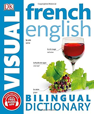 French English Bilingual Visual Dictionary (DK Visual Dictionaries) (English French Dictionary)