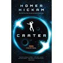 Crater (A Helium-3 Novel Book 1) (English Edition)