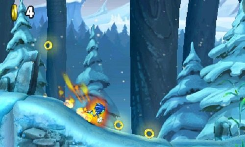 Image of Sonic Boom: Fire & Ice (Nintendo 3DS)