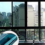 Pellicola per finestre windows e windows cucina balcone parasole sticker pellicola isolante termica protezione solare-A 50x100cm(20x39inch)
