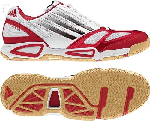 adidas Feather Elite WEISS V21057 Grösse: 42 Weiss