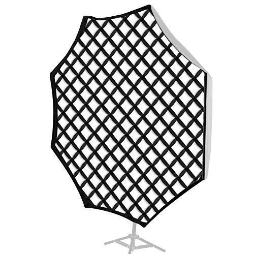 Neewer Honeycomb 47 Zoll / 120 Zentimeter Achteckige Wabengitter für Regenschirm Softbox für Portrait, Produktfotografie und Videoaufnahmen (Softbox ist NICHT im Lieferumfang enthalten)