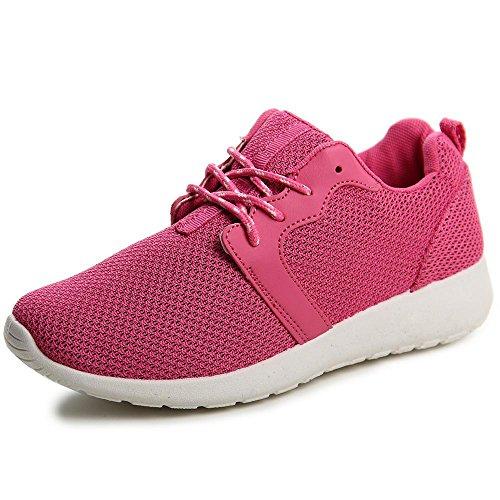 Topschuhe24 530 baskets femme chaussures de sport Lilas