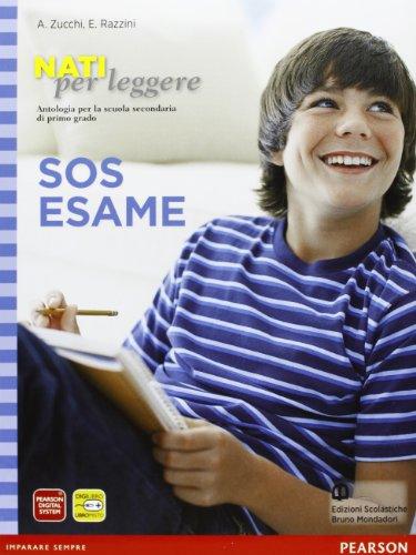 Nati per leggere. Con SOS esame. Per la Scuola media. Con espansione online: 3