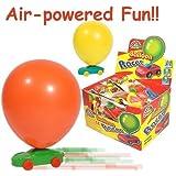 2 X New Balloon Race Car 315-211