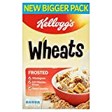 Kellogg's Frosted Wheats 600 g (Pack of 5)