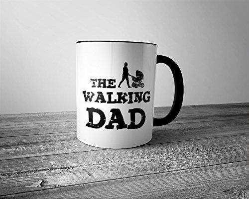 FUN Tasse - The Walking Dad - das schönste Geschenk für einen frischen gebackenen Papa