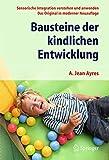 Bausteine der kindlichen Entwicklung: Sensorische Integration verstehen und anwenden - Das Original in moderner Neuauflage - A. Jean Ayres