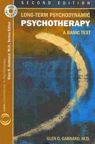 (Long-Term Psychodynamic Psychotherapy: A Basic Text [With DVD]) By Gabbard, Glen O. (Author) Paperback on 11-Mar-2010