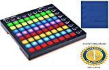 Novation Launchpad Mkii W/Microfiber And Free Evmusic 1 Year Extended Warranty