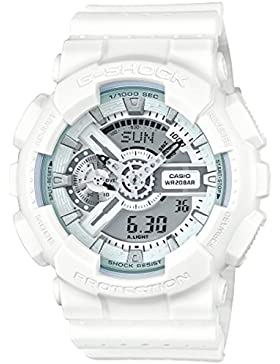 G-Shock Men's Analog Digital GA110LP-7A Watch White