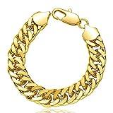 Via Mazzini Top Quality 24K Gold Plated ...