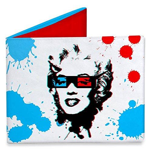 PA Design–Brieftasche aus Papier Tyvek reißfest–Modell 3D Filme (Design Dynomighty)