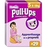 Huggies Pull-Ups 29 Couches Culottes d'apprentissage Filles taille 4/S