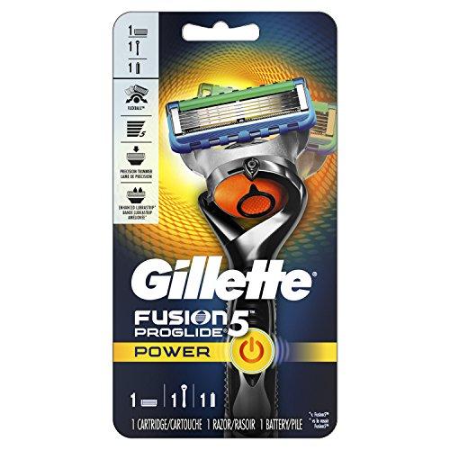 Gillette Fusion5 Proglide Power Men's Razor Blades