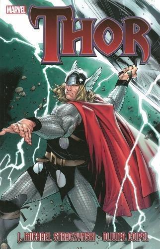 Thor By J. Michael Straczynski Volume 1 TPB: v. 1 (Graphic Novel Pb)