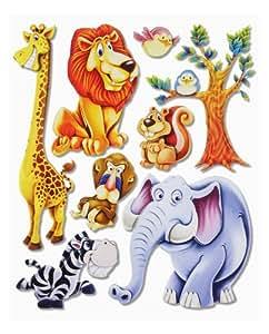 Stickerkoenig adesivi da parete 3d xxl per cameretta dei for Stickers armadi bambini