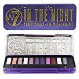 W7 In the Night 12 Eye colour Palette, 1er Pack (1 x 15,6 g)
