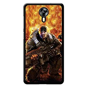 FRENEMY Mobile Back cover for Micromax Canvas Express 2 E313