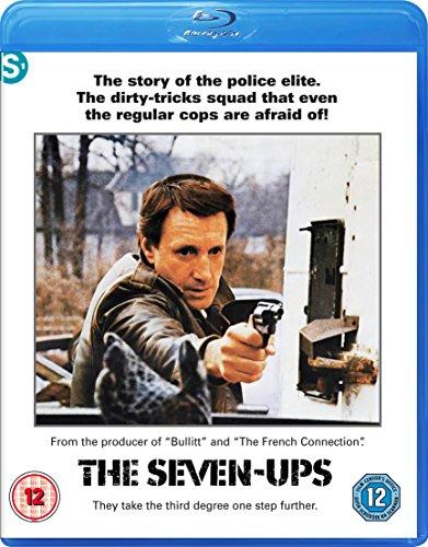 Preisvergleich Produktbild The Seven-Ups [Blu -ray] [Blu-ray] [UK Import]