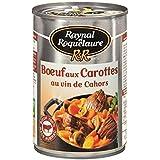 Raynal et roquelaure boeuf aux carottes cuisiné vin de bergerac 400g (Prix Par Unité) Envoi Rapide Et Soignée