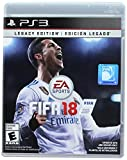 #2: FIFA 18 Legacy Edition (PS3)